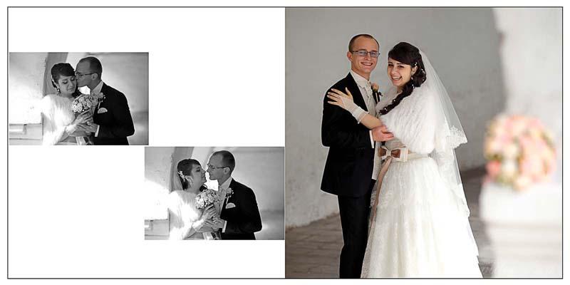 Фотодневник. Свадебная фотокнига Артема и Насти
