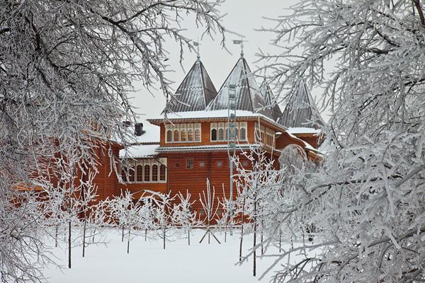 Фотодневник. Список музеев с бесплатным входом на новогодние каникулы 2014