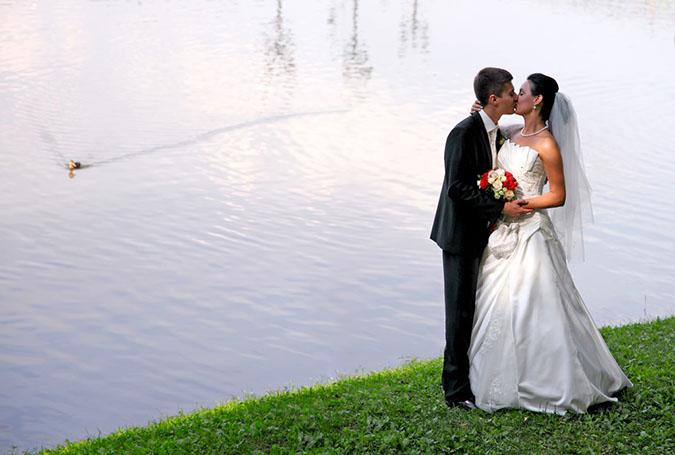 Фотодневник. Свадебная фотокнига Саши и Кати