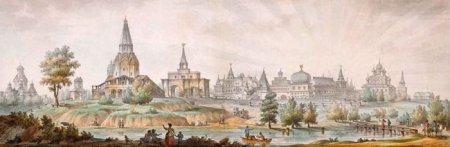 Фотодневник. Панорама Коломенское
