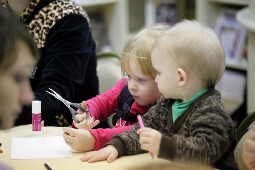 Фотодневник. Детские кружки в Бирюлево Восточном