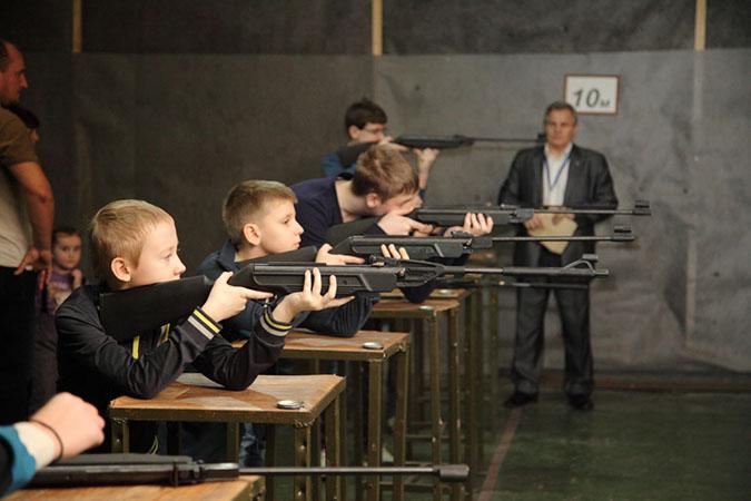 Фотодневник. Стрелковый клуб Дружба в Бирюлево Восточном