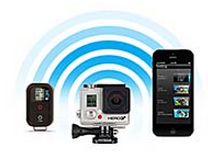 Настройка управления экшн-камерой GoPro Hero 3+ по WiFi с помощью Android