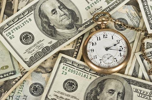 Фотодневник. Время - деньги.