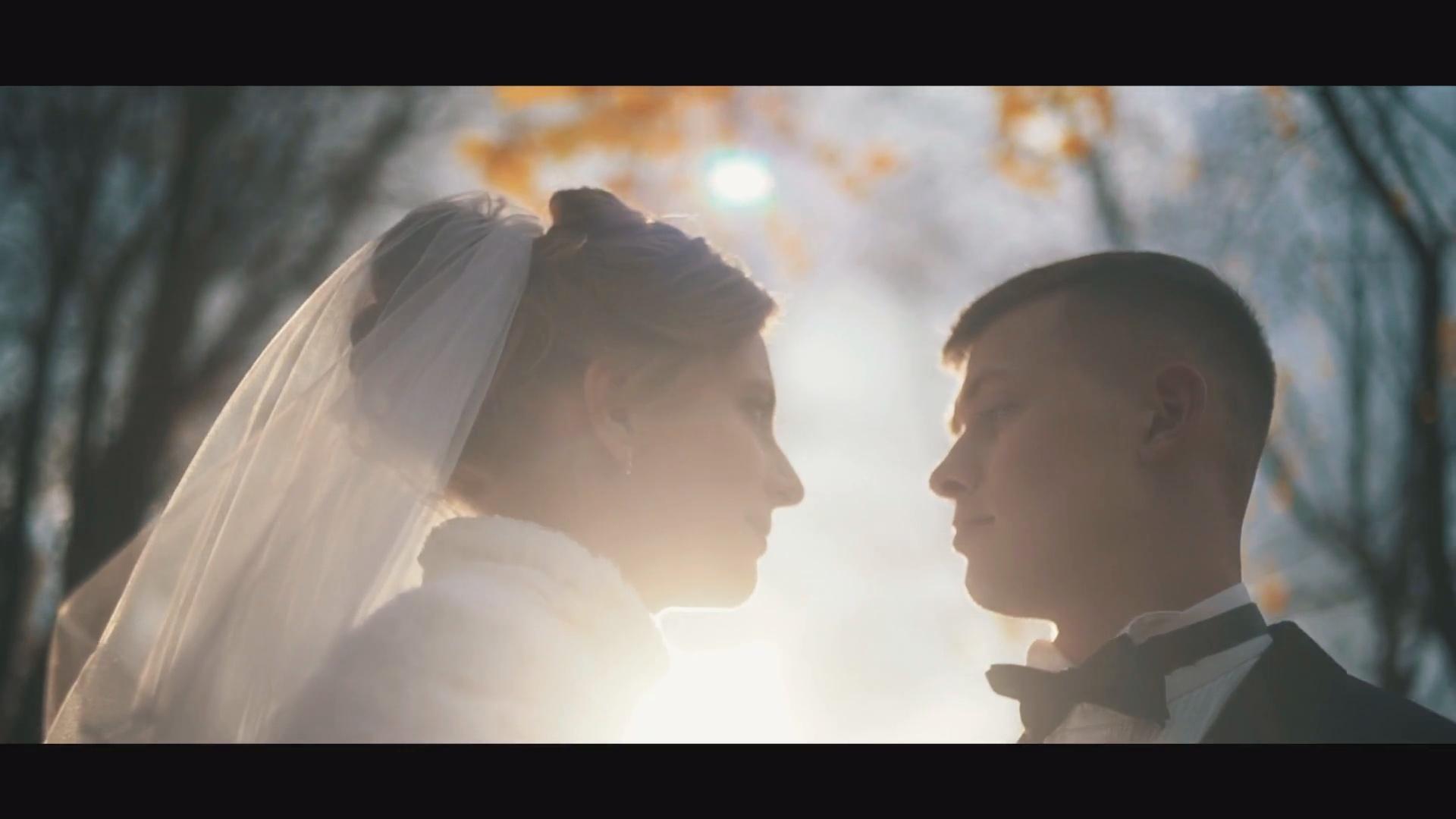 Аня и Сергей свадебный ролик