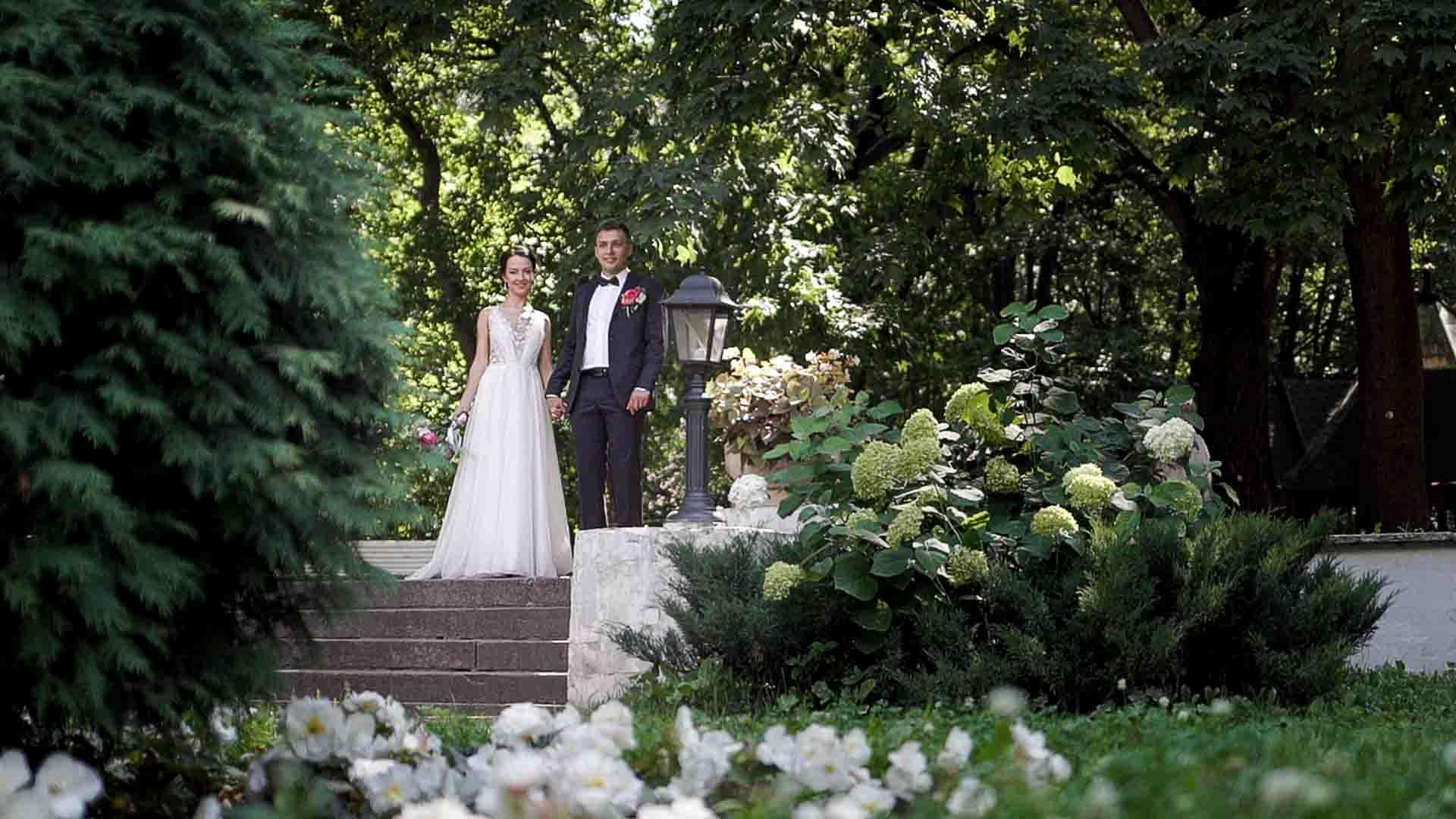 Таня и Антон, wedding clip
