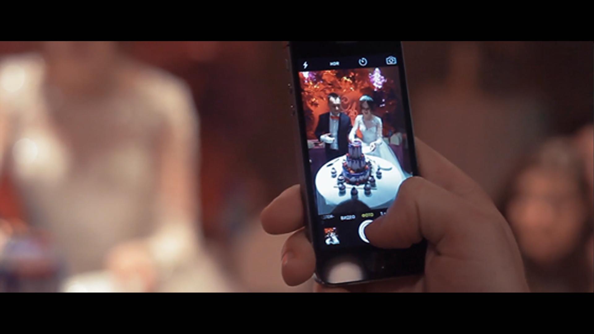 Алена и Сергей свадебный ролик